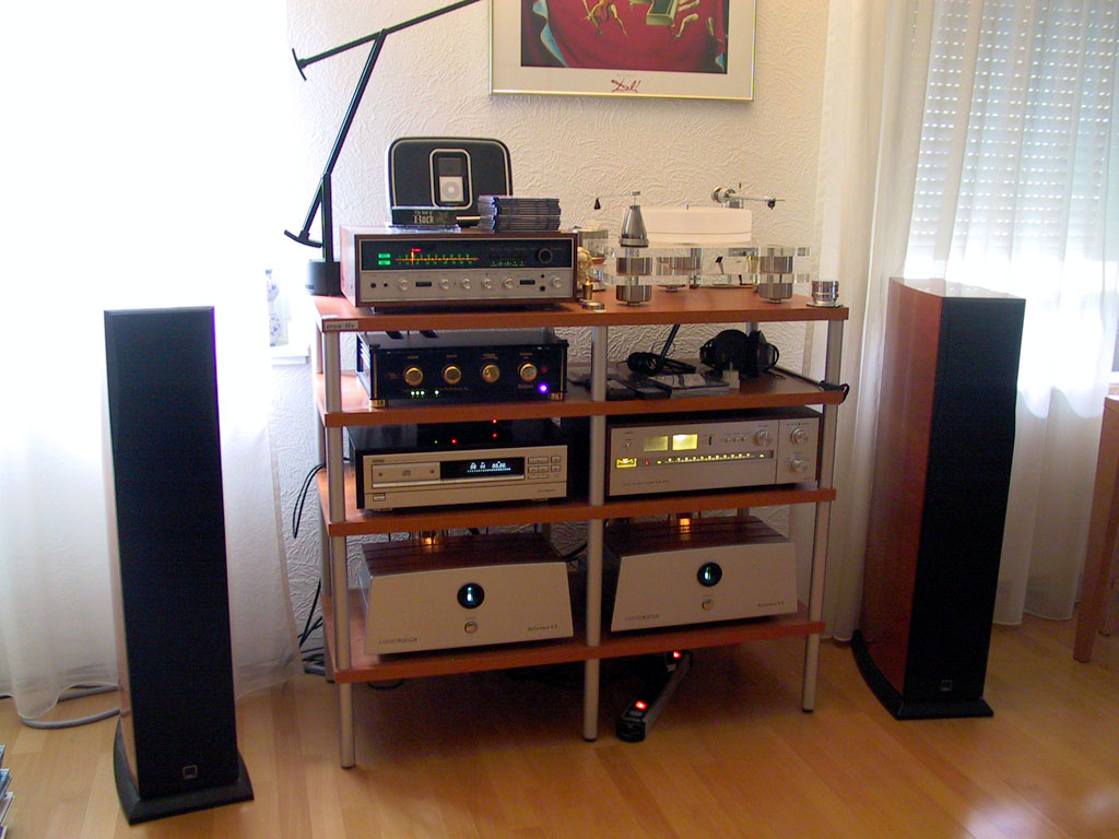 Impianto stereo casa hi fi home design e ispirazione mobili - Impianto stereo casa bose ...
